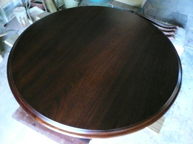 丸テーブル5