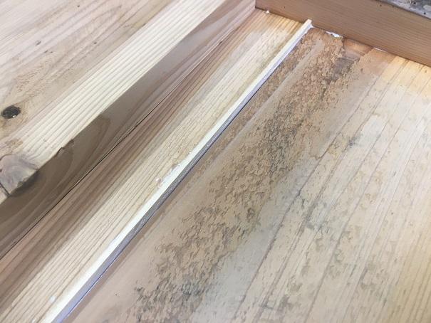埋め木修理